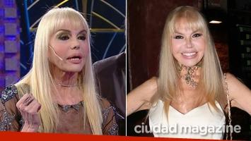 """¡Irreconocible! Adriana Aguirre mostró con felicidad su """"nuevo"""" rostro. (Foto: web y Movilpress)"""
