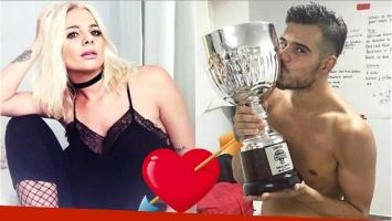 ¿Jimena Campisi, de novia con el basquetbolista Selem Safar?