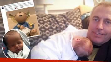 La emotiva anécdota de Marley con las enfermeras que asistieron a su bebé cuando nació