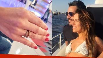 ¡Felicidades! Mariana Brey, comprometida a tres meses de blanquear el romance