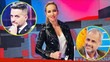 De Brito anunció que Analía Franchín se pasa a Intrusos en marzo… ¡y mirá la reacción de ella!: Nada cerrado...
