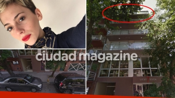 Se suicidó Rocío Gancedo: se arrojó desde el quinto piso del edificio en el que vivía.