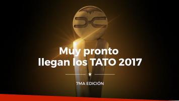 El miércoles 13 de diciembre se entregan los premios Tato.