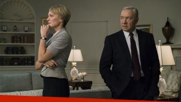 House of Cards tendrá su ansiado final sin Kevin Spacey