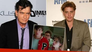Charlie Sheen demanda a un diario sensacionalista por acusarlo de abusar de un joven actor.