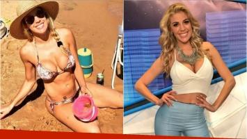 Virginia Gallardo, en bikini y disfrutando de las altas temperaturas: Damos por inaugurada la temporada del tereré