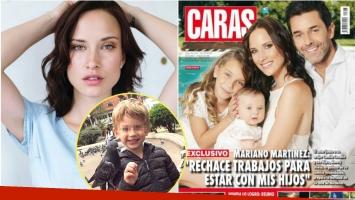 Camila Cavallo aclaró por qué no está Milo en la tapa de la revista Caras.