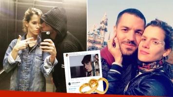 Violeta Urtizberea y su indirecta twittera de boda a su novio músico