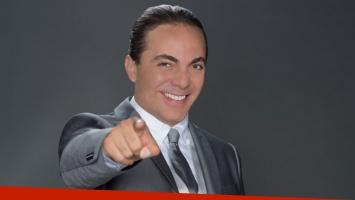 Cristian Castro se presentará en enero en Santa María de Punilla de Córdoba