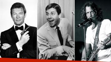 Siempre en nuestros corazonez: de Chuck Berry a Jerry Lewis, las estrellas que se apagaron en 2017