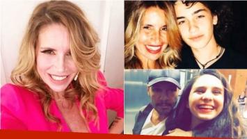Florencia Peña habló del romance de su hijo y Juanita Tinelli: Toto me dijo que no tenía problemas en que lo diga