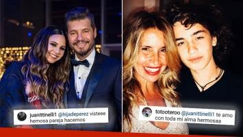 ¡Romance teen confirmado! Juanita Tinelli, de novia con el hijo de Florencia Peña: sus tiernos mensajes en las redes...