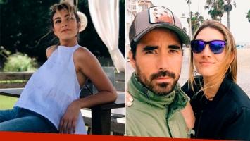 Lucía Pedraza reveló cómo conoció a Nacho Viale