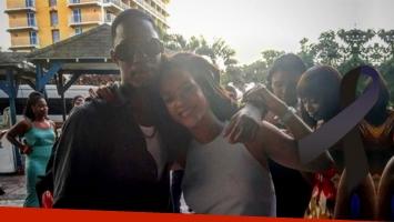 Rihanna, devastada por el asesinato de su primo en Barbados