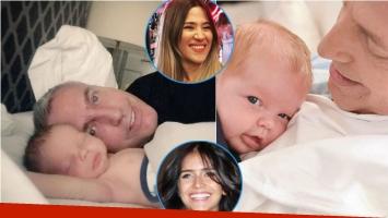 Marley preguntó si podía hacer colecho con su bebé… ¡y salieron a responderle Zaira y Jimena Barón!: ¡Es tan...
