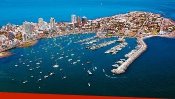 Punta del Este ofrece todas las comodidades y paisajes naturales