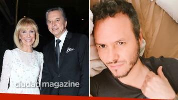 Evangelina Salazar habló de su reacción y la de Palito ante la elección sexual de su hijo Martín. (Foto: Ciudad Magazine y web)