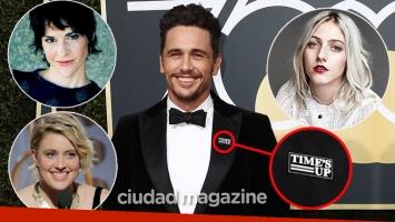 James Franco, denunciado por acoso sexual por tres actrices. (Foto: AFP)