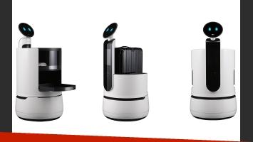 LG creó un robot perfecto para el hogar
