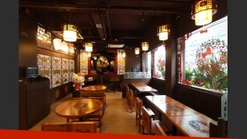 Restaurante temático de Hello Kitty cautiva en Hong Kong