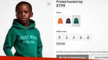H&M es cuestionada por supuesta campaña racista