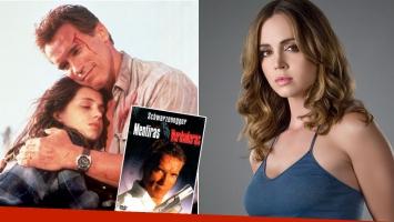 Eliza Dushku denunció haber sido acosada a los 12 años durante el rodaje de Mentiras Verdaderas