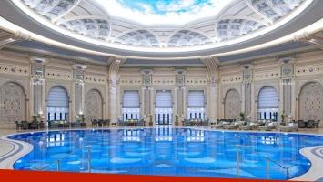 En Arabia Saudita reabrieron un lujoso hotel