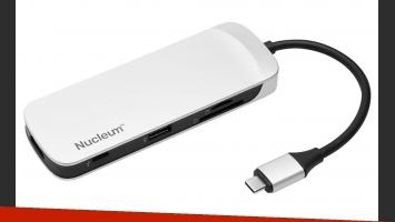 Kingston exhibió su hub USB 7