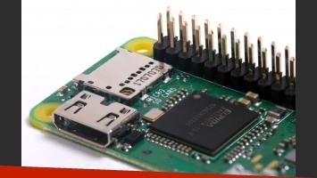 Conocé el Raspberry Pi Zero WH, nueva versión de micro PC