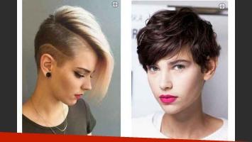 Cuatro formas de llevar el cabello corto