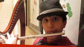 Este chico es capaz de tocar 44 instrumentos musicales