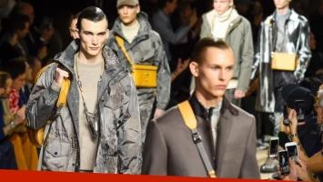 La moda masculina abre paso al uso de bolsos