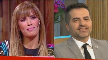Viviana Canosa y Ángel de Brito, reconciliados y ¿vuelven a trabajar juntos?: Hablamos como si no hubiera pasado...