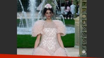 Chanel mostró su propuesta de Alta Costura