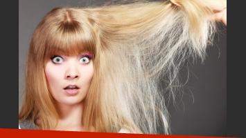 Mirá los errores que no deben cometerse con el cabello