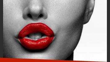 Elegí el mejor tono de rojo para tus labios