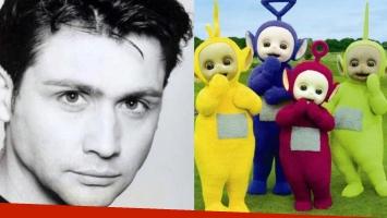 Falleció el actor que interpretaba a Tinky Winky