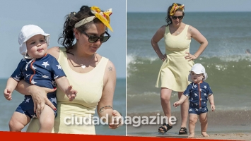 Juana Repetto, defensora de la lactancia prolongada: Toribio va a dejar la teta cuando él quiera