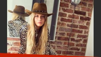 ¿Cómo llevar prendas con estampado de leopardo?