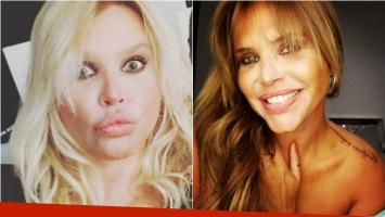 Nazarena Vélez pasó por el peluquero, abandonó el rubio... ¡y ahora es castaña!: Cambiar es renovar