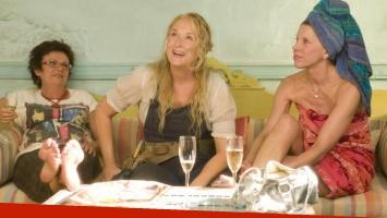 Mirá el tráiler de la secuela de Mamma Mia