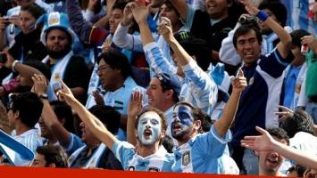 Argentina es el tercer país que más entradas solicitó para el Mundial