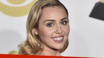 Miley Cyrus sufre de taquicardia y aracnofobia