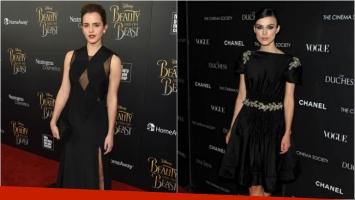 Actrices se vestirán de negro en los BAFTA en apoyo al movimiento Times Up