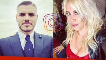 Wanda Nara y Mauro Icardi, ¿en crisis?: sus primeros posteos tras el rumor… ¡y el llamativo me gusta de la...