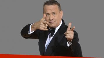 Tom Hanks fue... ¿nominado como mal actor?