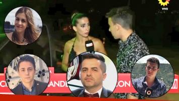 Picantes tweets de los noteros de LAM contra Cinthia Fernández, tras su nota furiosa: Cada vez que se pelea con el...