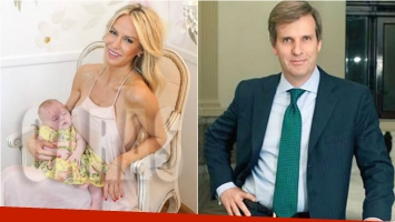 La confesión de Luciana Salazar sobre el encuentro de Martín Redrado con su hija: Conoció a Matilda y fue un...