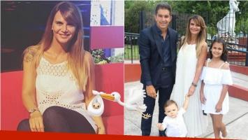 La confesión de Amalia Granata sobre su deseo de agrandar la familia con Leo Squarzon: Estamos buscando otro bebé