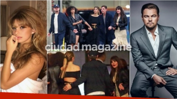 Leonardo DiCaprio llegó junto a Camila Morrone, su novia argentina, al cumpleaños de Ellen DeGeneres… ¡y unos...